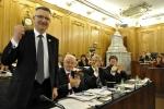 Le 22 décembre 2011, Georges Godel devient Président du Conseil d'Etat fribourgeois.