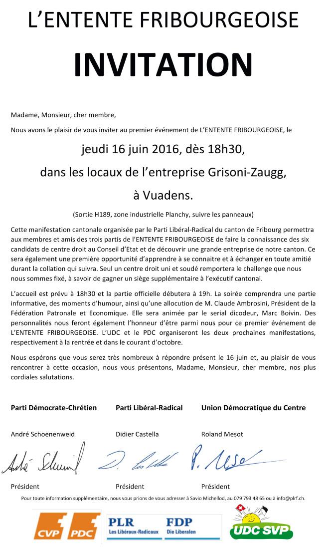 Invitation 16 juin-1